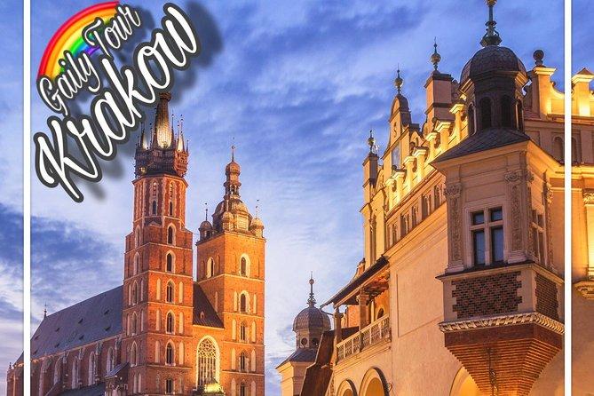 GAILY TOUR in KRAKOW - Gay & Lesbian Tour