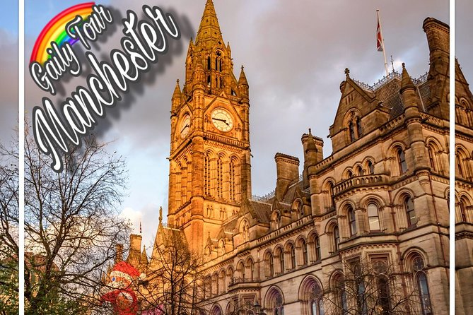 GAILY TOUR in MANCHESTER - Gay & Lesbian Tour