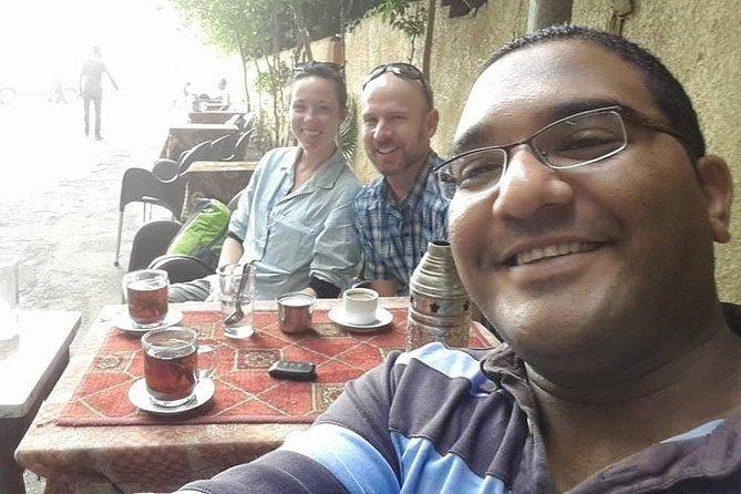 Food-Tour at Traditional Restaurant to Taste the Egyptian Kitchen
