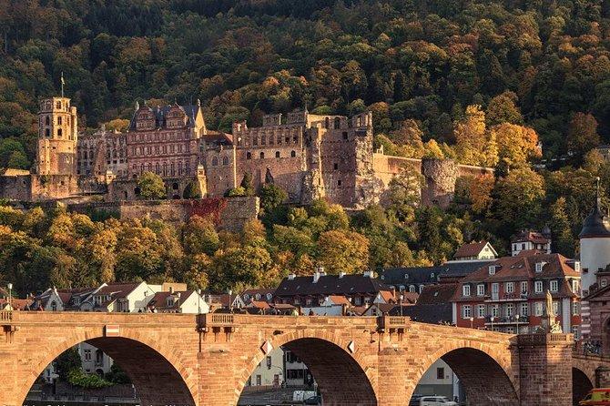 Heidelberg Half-Day Trip and Frankfurt City Roundtrip