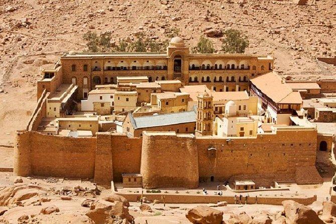 Mount Sinai Sunrise Hike & Monastery Visit from Sharm El Sheikh