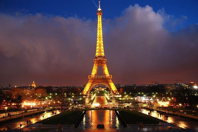 Paris by Night Sightseeing Tour