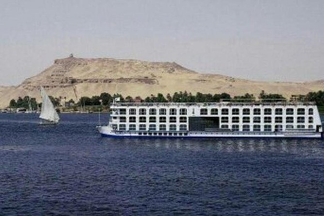 Nile Cruise from aswan - 5 Days
