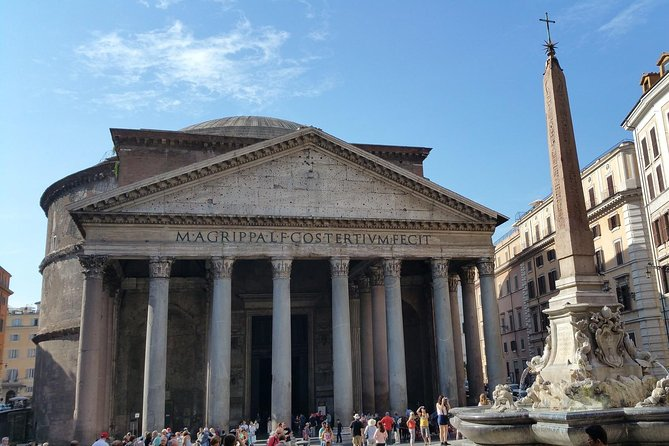 Pre-Cruise Private Tour of Rome By Car