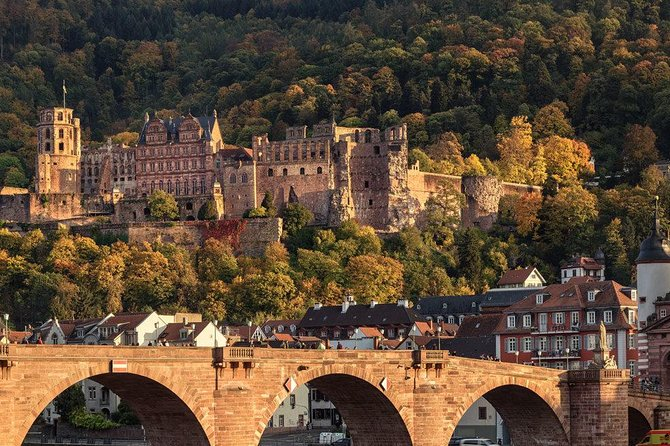 Heidelberg and Rhine Valley Day Trip from Frankfurt Incl Wine Tasting and Dinner photo 8