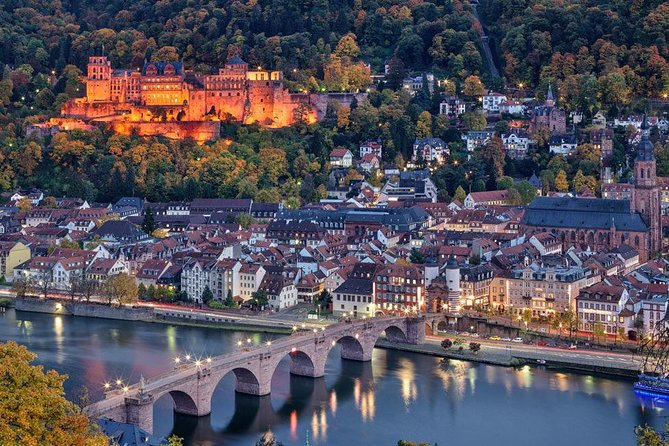 Heidelberg and Rhine Valley Day Trip from Frankfurt Incl Wine Tasting and Dinner photo 13