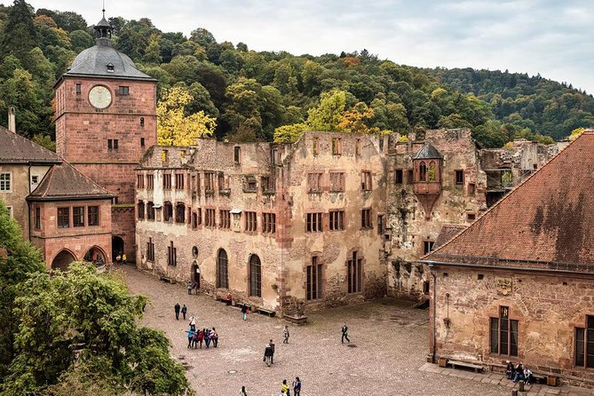 Heidelberg and Rhine Valley Day Trip from Frankfurt Incl Wine Tasting and Dinner photo 6