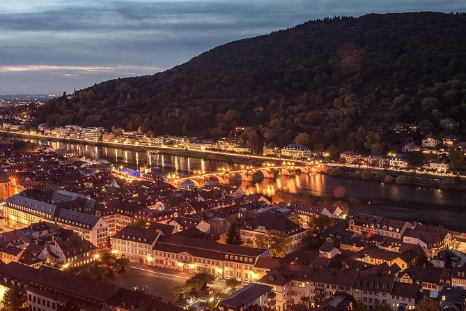 Heidelberg and Rhine Valley Day Trip from Frankfurt Incl Wine Tasting and Dinner photo 9