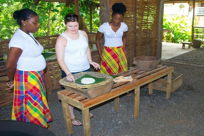 A slice of Heritage Creole in St Lucia