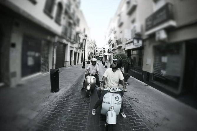 Classic scooter tour of the subbética cordobesa