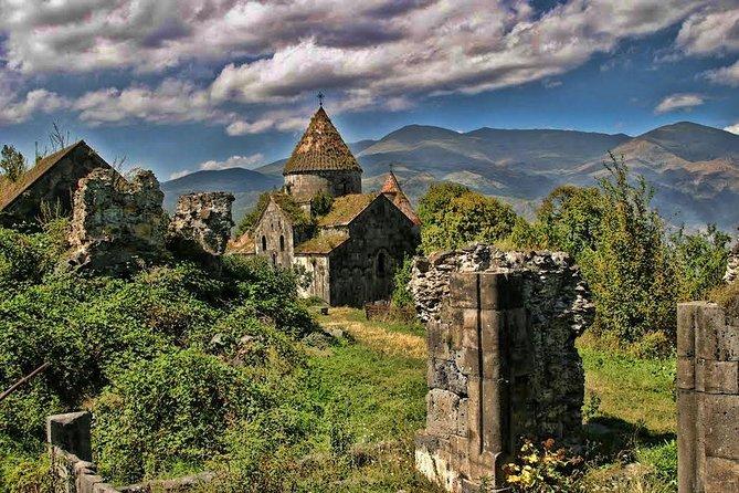 Private tour to Sanahin & Haghpat Monasteries
