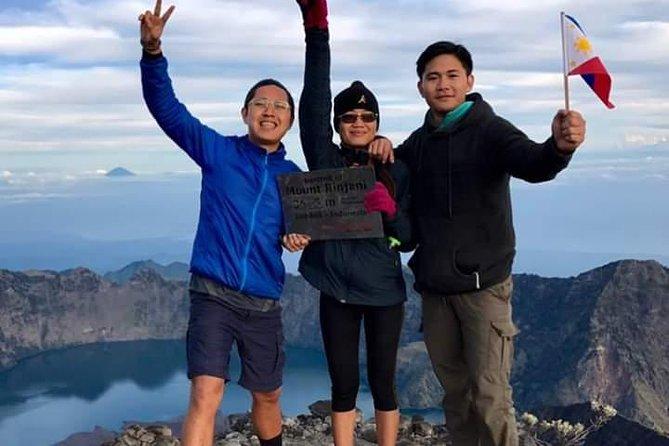 2D-1N Trek to Rinjani Mount with Cakrawala Rinjani