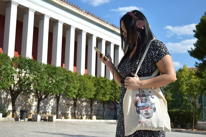 National Archaeological Museum of Athens Audio Tour on your Phone (no ticket)