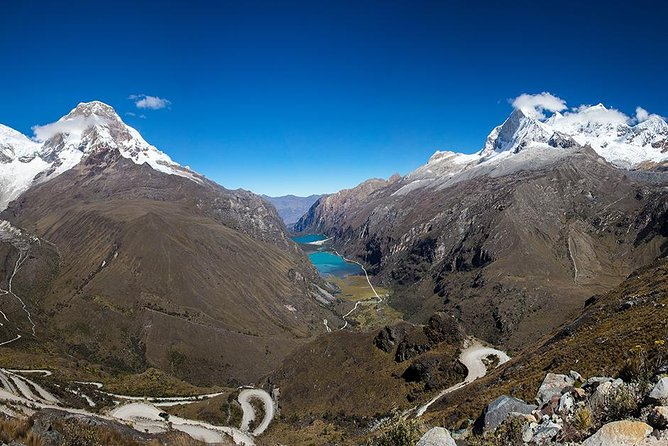"""WAROMA eco tours peru"" 10 day hike in the huayhuash mountain range."