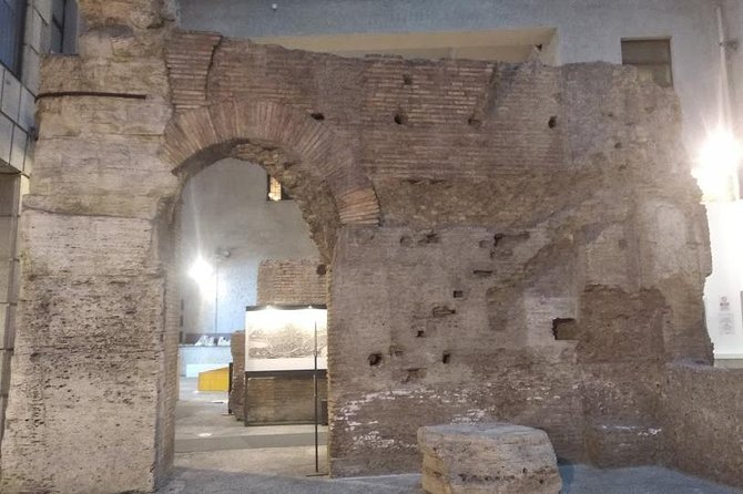 Explore Rome hidden underground