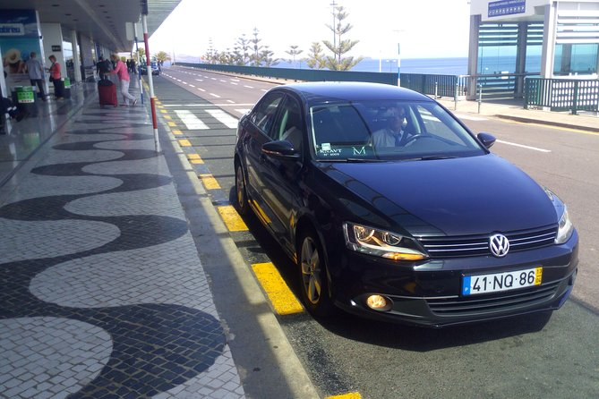 Madeira Airport Private Transfer 1 to 4