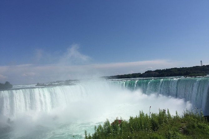 Washington, DC Niagara Falls Round Trip (Canada or NY)
