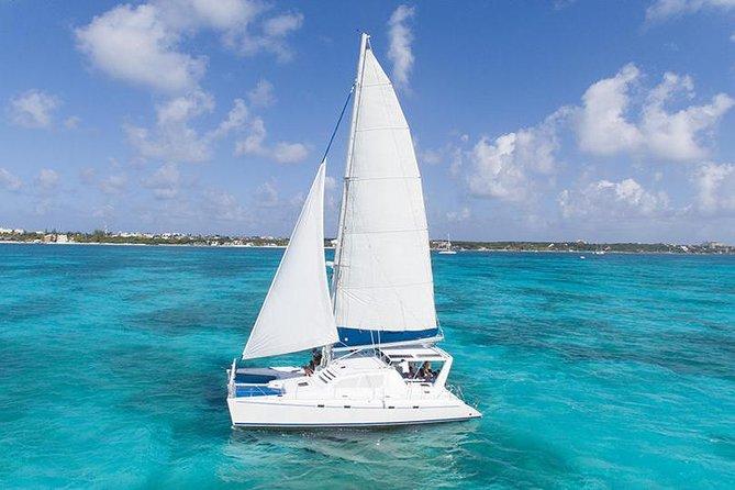 Catamaran Sailing & Snorkeling Experience Isla Mujeres from Playa Del Carmen