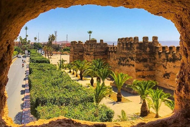 Private Trip Taroudant and Oasis of Tiout