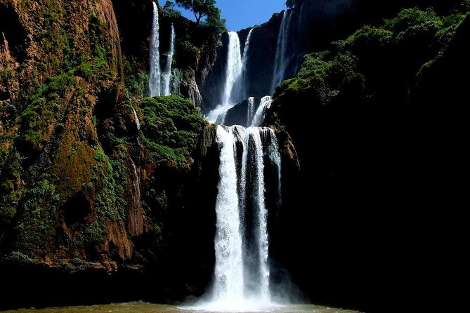 The waterfalls of Ouzoud
