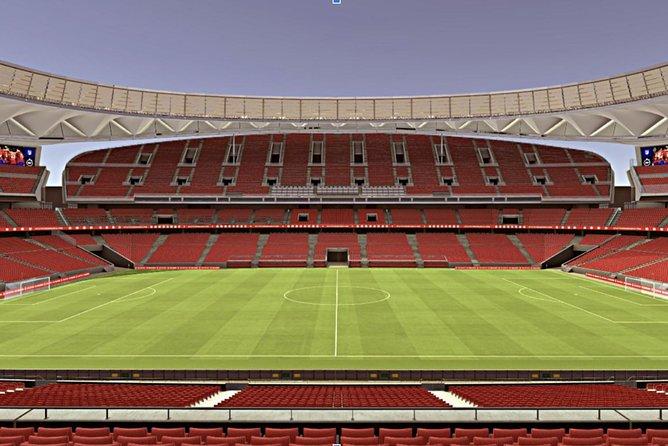 Atletico de Madrid - Real Betis - VIP-gjestfrihet