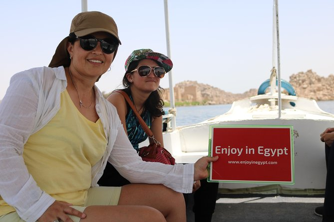 Aswan: Day Tour in Aswan - Full Day