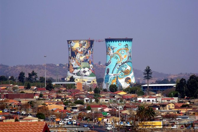 Johannesburg & Soweto Full Day Tour