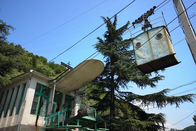 Explore Upper Imereti in single day from Tbilisi