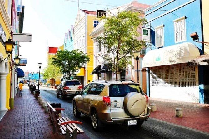 Excursão particular personalizada de um dia inteiro de jipe SUV 4x4 em Curacao