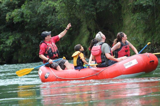 La Fortuna to San Jose Jungle Safari Float on the SarapiquiRiver