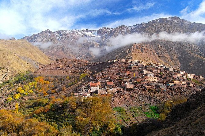 Atlas Mountains - Day Trip To Imlil
