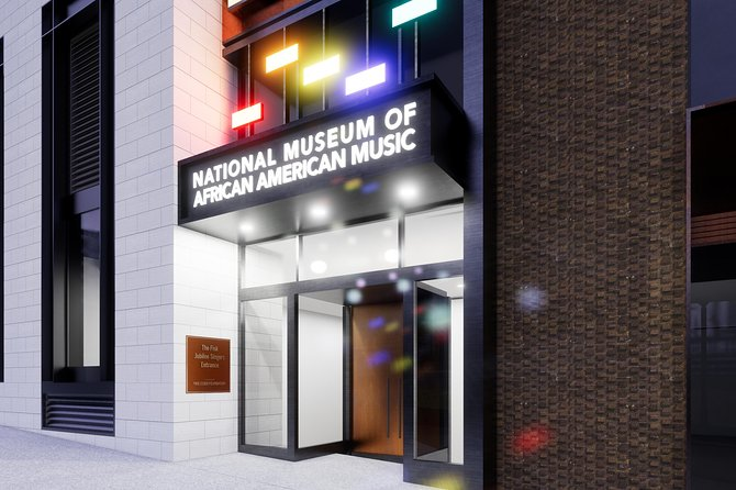 National Museum of African American Music Nashville Toegangsbewijs