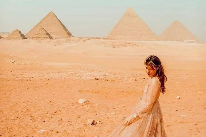 Private Tour to Pyramids & Old Cairo