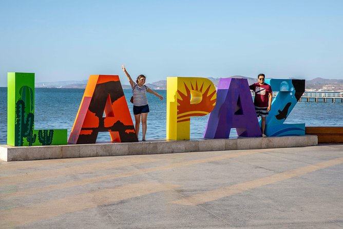 Day Trip to La Paz & Balandra Beach from Cabo San Lucas
