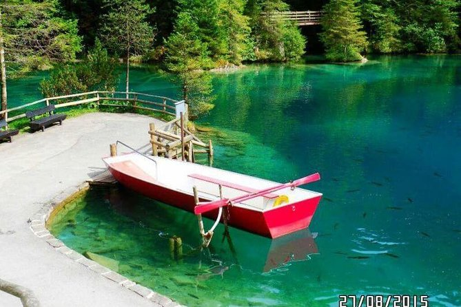 Trip to Blausee (Blue Lake)