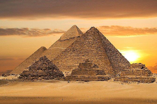 Half day Private tour to Giza pyramids Sphinx
