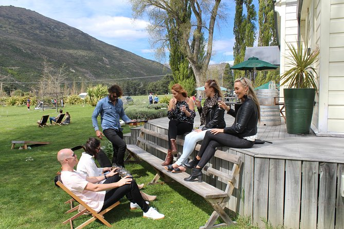 Vine Hopper: Queenstown's Ultimate Wine & Microbrewery Adventure