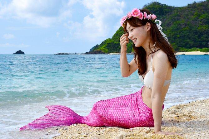 Mermaid Photo Shoot