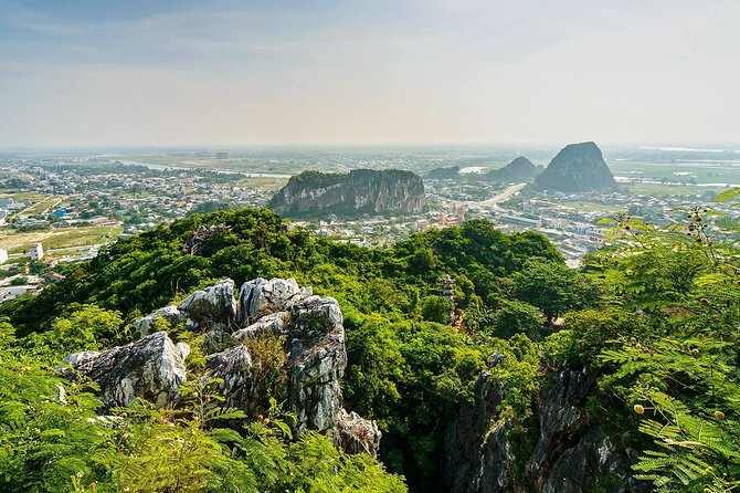 Visit Marble Mountains from Da Nang by Sharing Bus