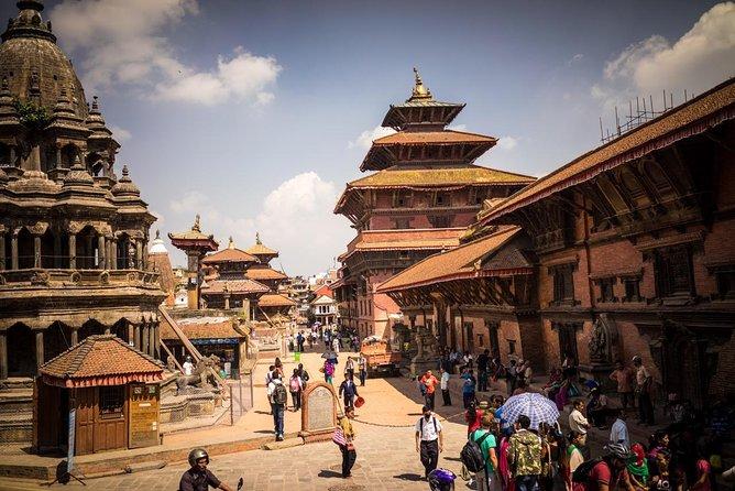 Patan, Swayambhunath and Kathmandu Durbar Square tour
