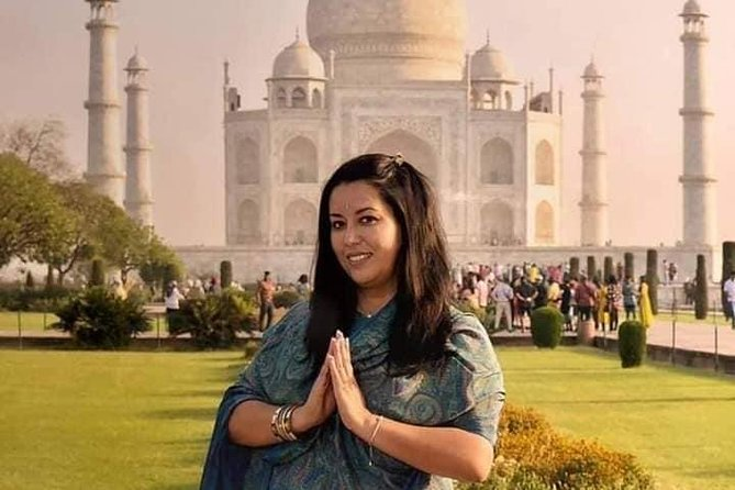 Private Tour : Taj Mahal , Agra Fort With Female Guide photo 1