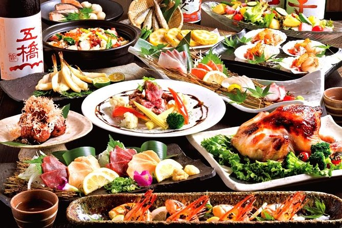 Fukuoka Exquisite Food Night Experience