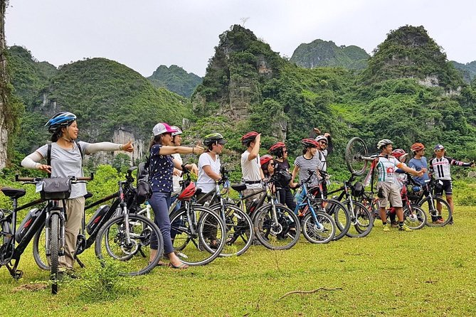 A Ride From Hanoi To The Green Heaven Of Bac Son