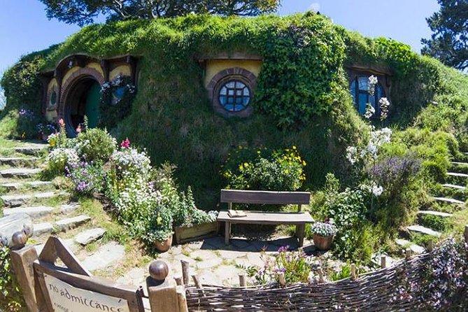 Combo Tours to Rotorua / Hobbiton