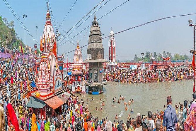 Overnight Haridwar Rishikesh Tour