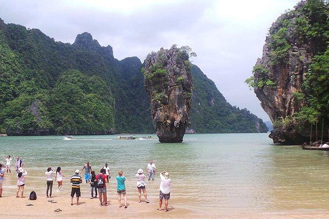 James Bond Island and Phang Nga Bay Tour from Krabi