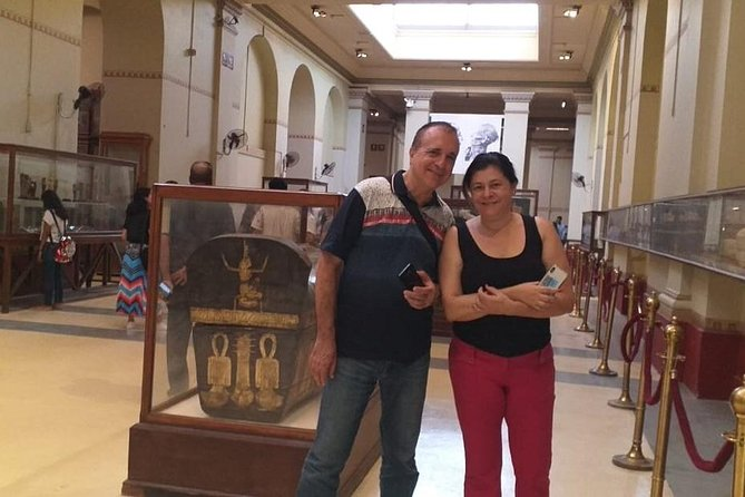 Giza Pyramids & Egyptian Museum day Tour photo 3