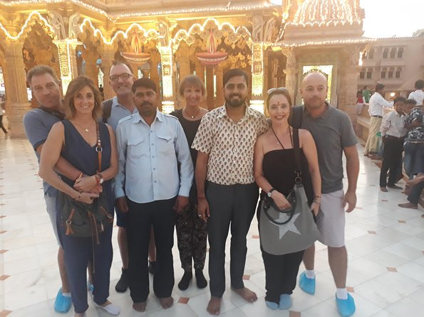 Private Full Day Sightseeing Tour of Jaipur