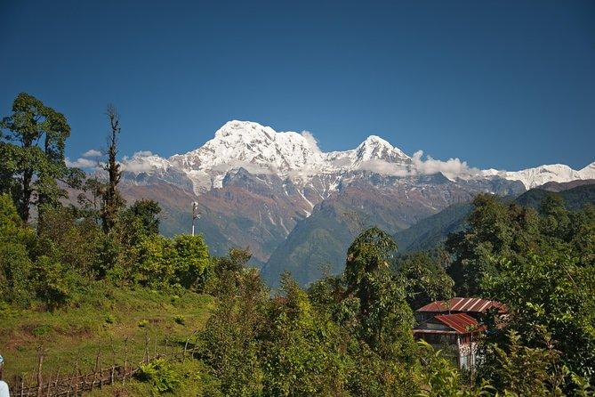 Annapurna Mini Circuit Trek