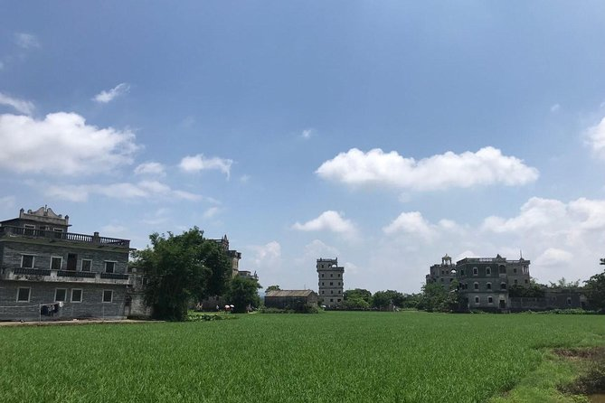 Kaiping Diaolou 2-Day Private Tour from Guangzhou